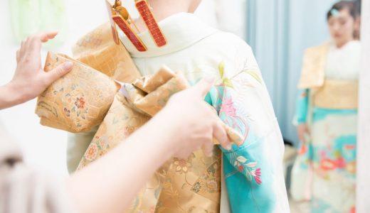 【着物のプロがお薦め】初めての着物着付け小物の選び方!
